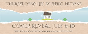 The Rest of my Life Cover Reveal by Brook Cottage Book Tours.