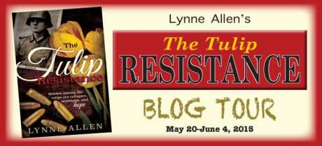 The Tulip Resistance blog tour via Cedar Fort Publishing & Media