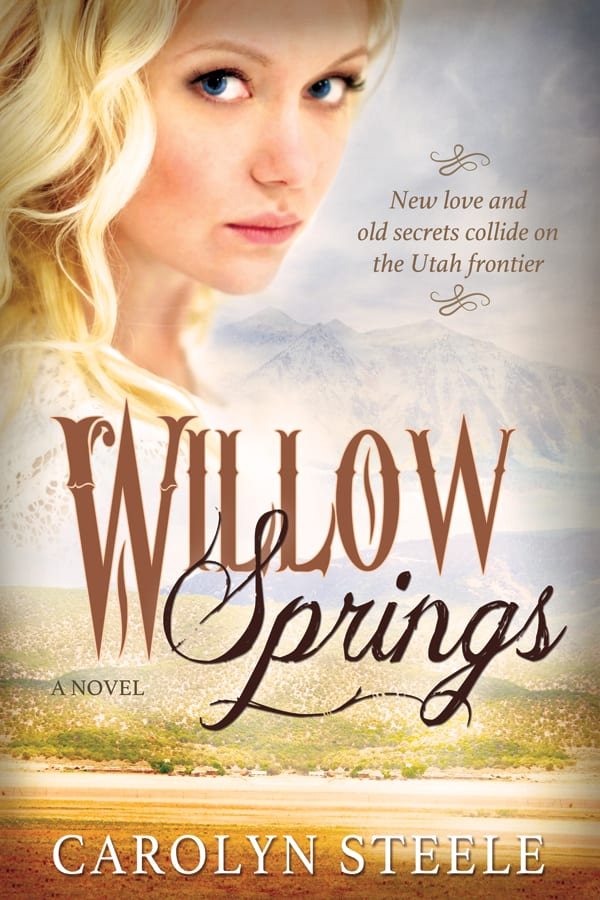 +Blog Book Tour+ Willow Springs by Carolyn Steele #PureRomance a debut from Cedar Fort Publishing & Media!