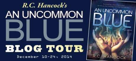 An Uncommon Blue Blog Tour via Cedar Fort Publishing & Media