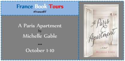 A Paris Apartment Blog Tour via France Book Tours