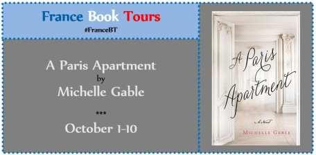 A Paris Apartment Blog Tour via France Book Tours