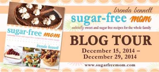 Sugar-Free Mom Blog Tour via Cedar Fort Publishing & Media