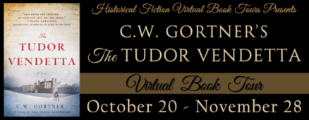 The Tudor Vendetta Blog Tour via HFVBTs