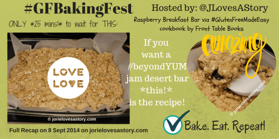 #GFBaking Fest Final Post by Jorie in Canva