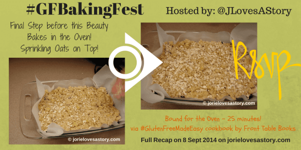 #GFBakingFest Oven Bound by Jorie in Canva