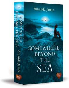 "Book Review | #ChocLitSaturdays (a feature of #JLASblog) | ""Somewhere Beyond the Sea"" a fast-paced Romantic Suspense which will keep you anxious to unravell the plot! Writ by Amanda James"