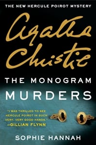 "Blog Book Tour | ""The Monogram Murders"" by Sophie Hannah, the next #Poirot #cosy authorised by the Christie estate!"