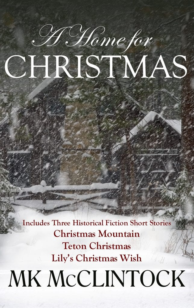 "Blog Book Tour | ""A Home for Christmas"" (a #shortstory collection) by MK McClintock"