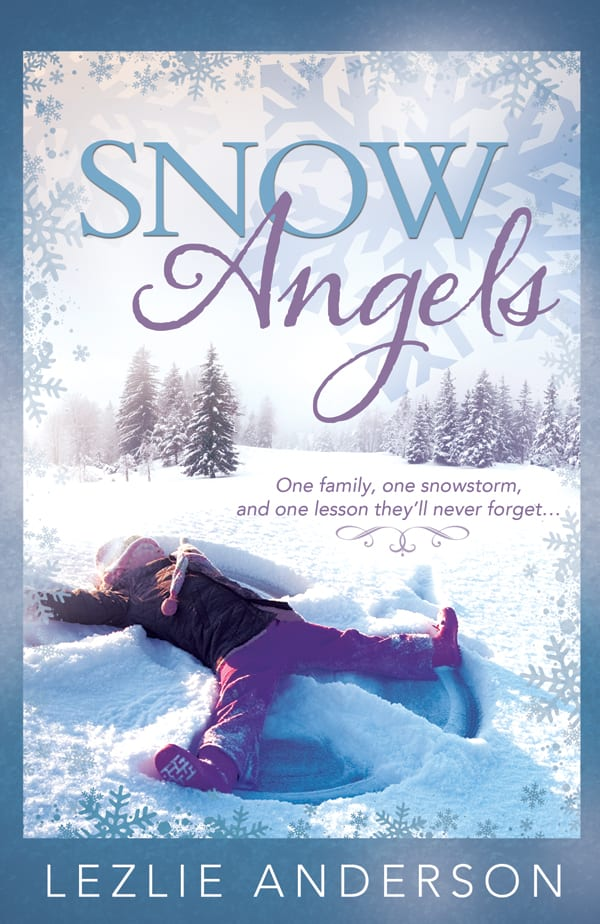 "Blog Book Tour | ""Snow Angels"" by Lezlie Anderson a short story filled with a lot of heart anchored by community, faith, and the blessings of Christmas!"