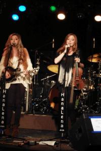 Caroline and Hannah Melby: HanaLena.