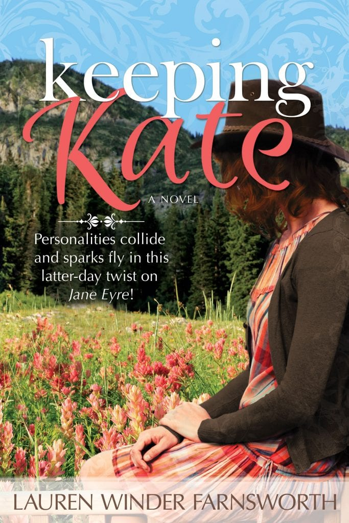 "Blog Book Tour | ""Keeping Kate"" (a re-telling of #JaneEyre) by Lauren Winder Farnsworth A contemporary spin on a classic novel etched inside a Classical Lit girl's heart!"