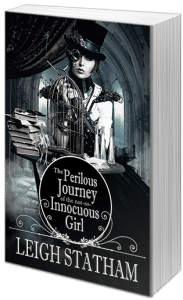 The Journey of a Not-So-Innocuous Girl by Leigh Statham