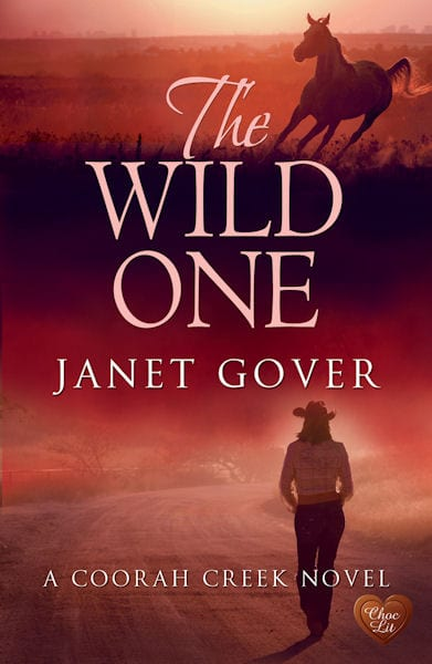 "Book Review | ""The Wild One"" (#CoorahCreek No.2) by Janet Gover #ChocLitSaturdays"
