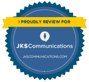 JKS Communications Reviewer Badge