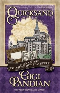 Quicksand: A Jaya Jones Treasure Hunt Mystery by Gigi Pandian