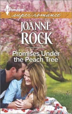 "#Harlequin #SuperRomance Book Review | ""Promises Under the Peach Tree"" (part of a duology) by Joanne Rock"
