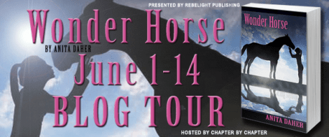 Wonder Horse blog tour via Chapter by Chapter Blog Tours