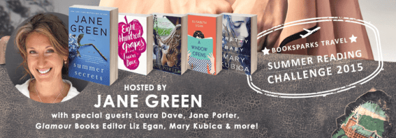 BookSparks Summer Reading Challenge 2015
