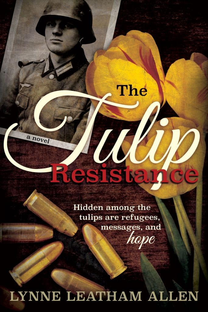 """Blog Book Tour   """"The Tulip Resistance"""" by Lynne Leatham Allen"""