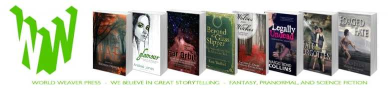 World Weaver Press Banner of Books provided by the publisher and used with permission.