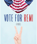 "Book Review | ""Vote for Remi"" by Leanna Lehman #SRC2015 No.4 read during #ElectionWeek 2016 #BookSparksMarathon"