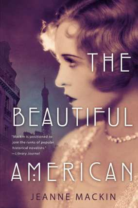 The Beautiful American by Jeanne Mackin