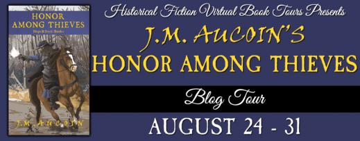 Honor Among Thieves Blog Tour via HFVBTs