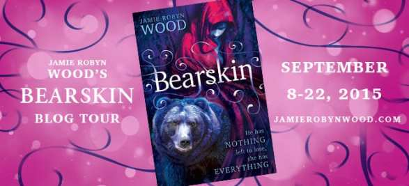 Bearskin Blog Tour via Cedar Fort Publishing & Media