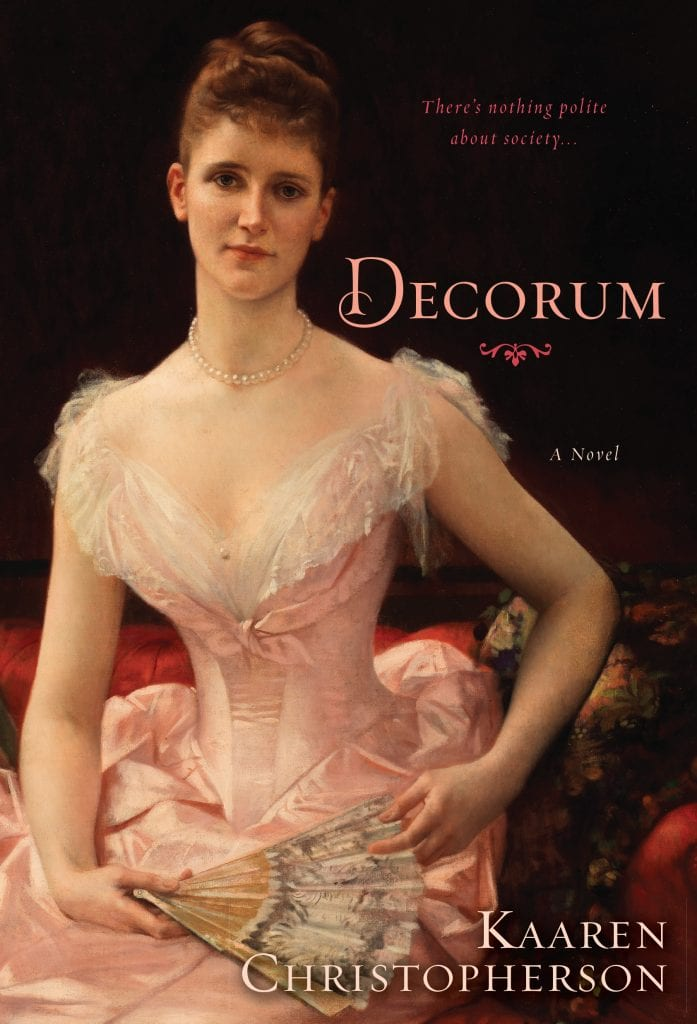 "Blog Book Tour | ""Decorum"" by Kaaren Christopherson"