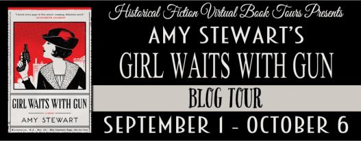 Girl Waits With Gun Blog Tour via HFVBTs