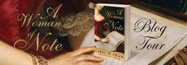 A Woman of Note Blog Tour via BookSparks
