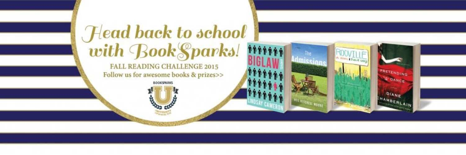 BookSparks University | #FRC2015 Banner by BookSparks.