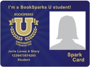 #FRC2015 Fall Reading Challenge hosted by BookSparks, official participant badge.
