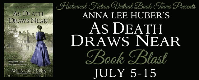 As Death Draws Near blog tour via HFVBTs