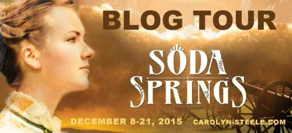 Soda Springs blog tour via Cedar Fort Publishing & Media.