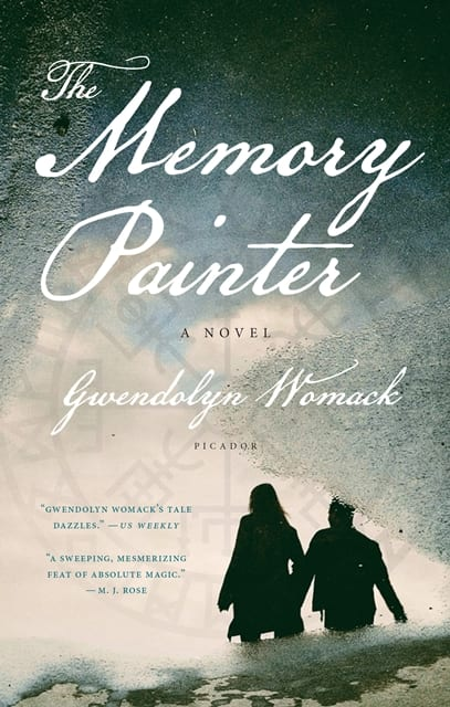 "Blog Book Tour | ""The Memory Painter"" by Gwendolyn Womack"