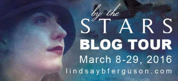 By the Stars blog tour by Cedar Fort Publishing & Media.