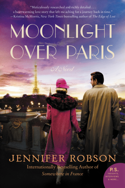 "Blog Book Tour | ""Moonlight Over Paris"" by Jennifer Robson"