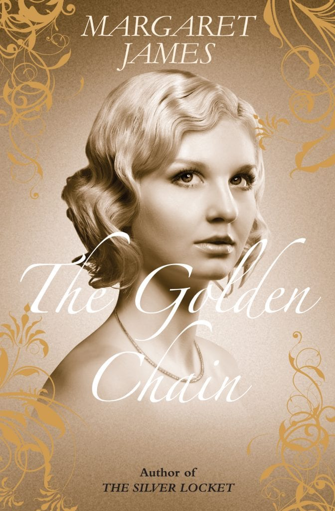 "Book Review | ""The Golden Chain"" (Charton Minster No.2) by Margaret James #ChocLitSaturdays"