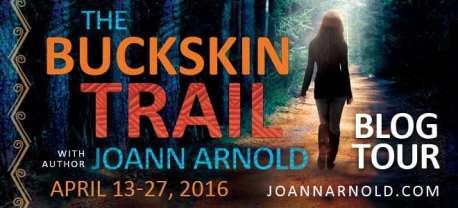 The Buckskin Trail blog tour via Cedar Fort Publishing & Media