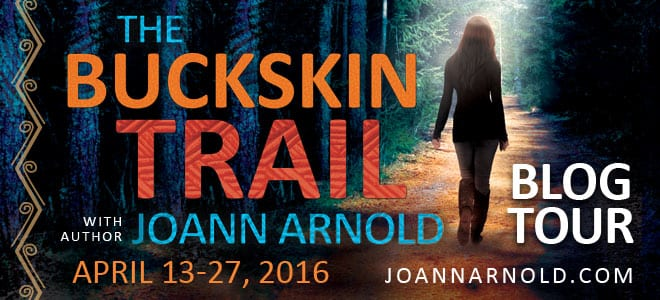 The Buckskin Trail blog tour via Cedar Fort Publishing & Media