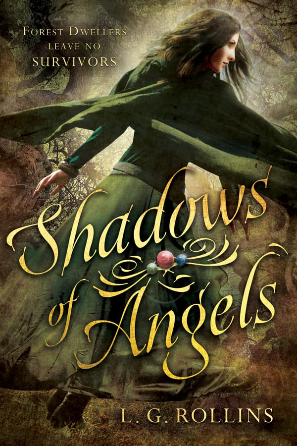 "Double-Showcase | Interview and Review on behalf of ""Shadows of Angels"" by L.G. Rollins"