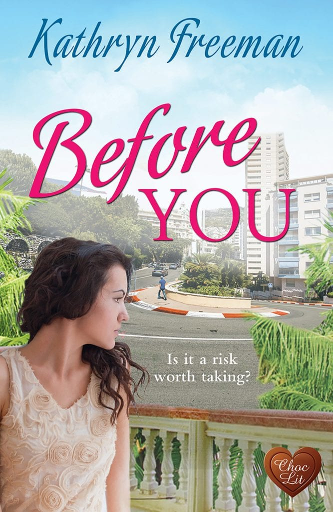 "Cover Reveal | NEW #ChocLit novel by Kathryn Freeman ""Before You""!"