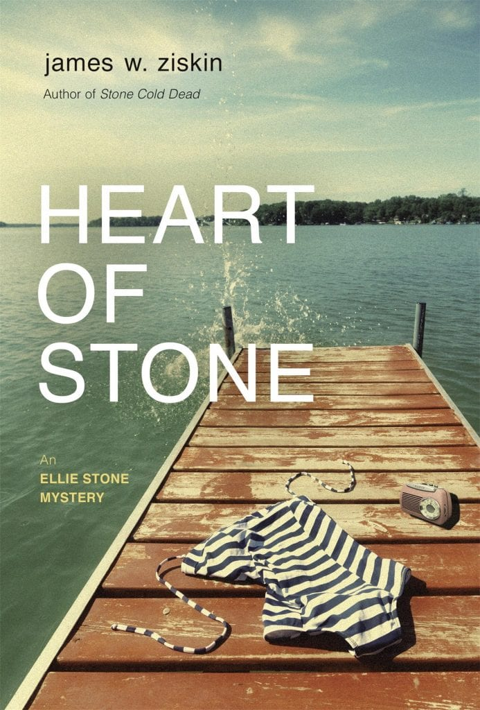 Heart of Stone by James W. Ziskin