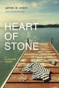 "Double-Showcase: Review & Q&A | ""Heart of Stone"" (An #EllieStone #Mystery, No. 4) by James W. Ziskin Including footnotes on the series and a convo with the author!"
