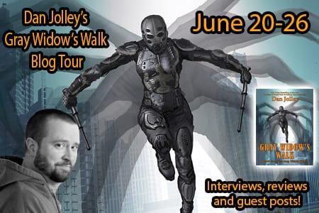 Gray Widow's Walk blog tour via Tomorrow Comes Media