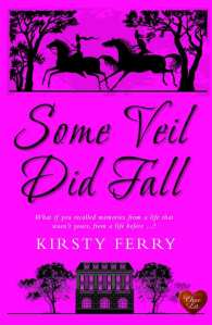 "Book Review | ""Some Veil Did Fall"" (Book No.1 of the Rossetti Mysteries) by Kirsty Ferry #ChocLitSaturdays"