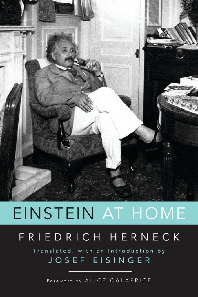 "Book Review | ""Einstein at Home"" by Friedrich Herneck"
