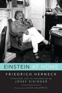 Einstein at Home by Friedrich Herneck
